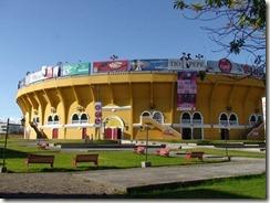 Арена для боя быков в Кито